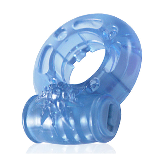 Vibrating Cockring Blue Reusable
