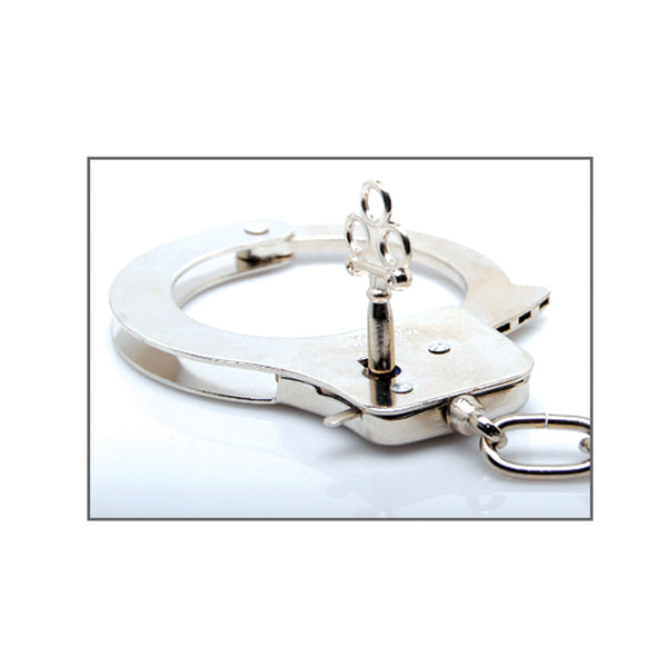 Fetish Fantasy Series Limited Edition Metal Handcuffs