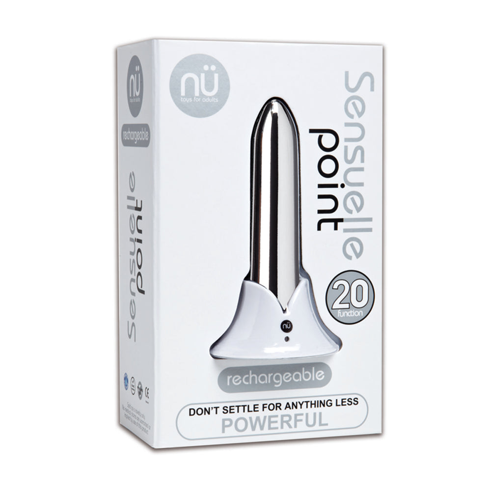 Sensuelle Point Silver 20 Functions