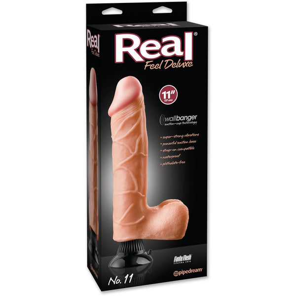 PipeDream Real Feel Deluxe No.11, 11 Inch