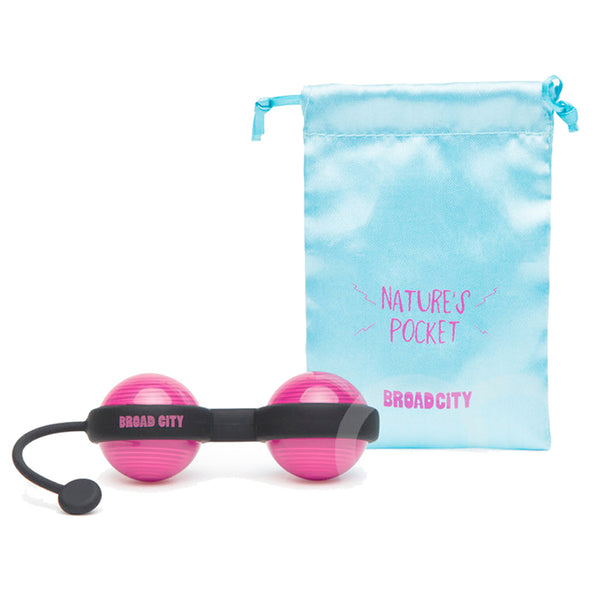 Broad City Natures Pocket Kegel Balls