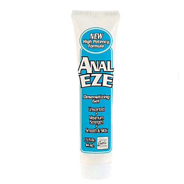 California Exotic Anal-Eze Desensitizing Gel