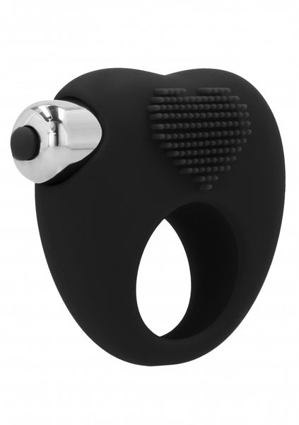 AUBIN vibrating cockring - Black
