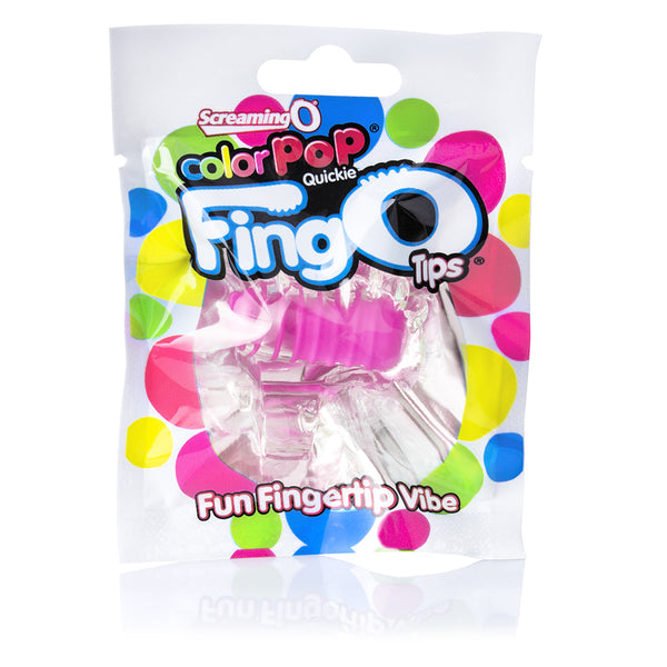 Screaming O ColorPop FingO Tip Pink