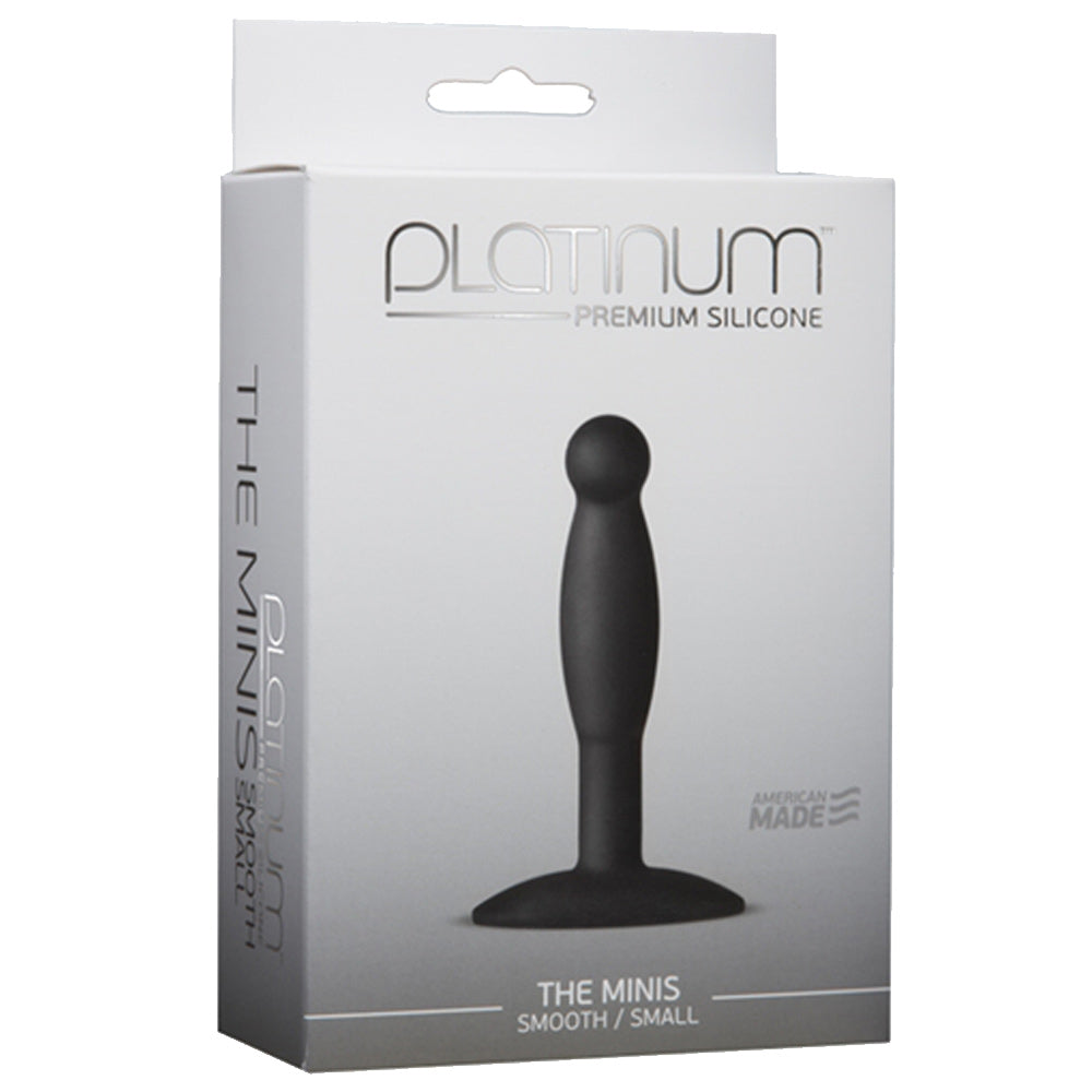 Platinum - The Minis - Smooth - Sm Black