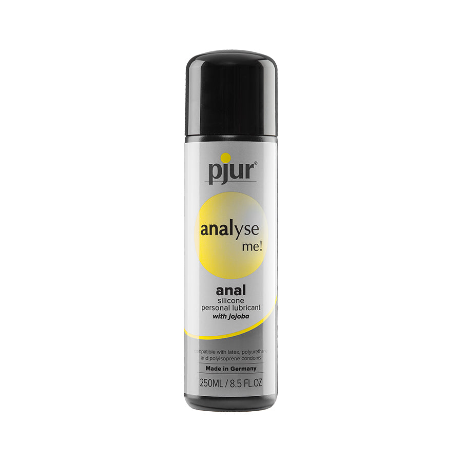 Pjur Analyse Me! Anal Silicone Lubricant 250ml/8.5oz Bottle