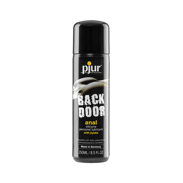 Pjur Back Door Anal Silicone Lubricant w/Jojoba Oil 250ml