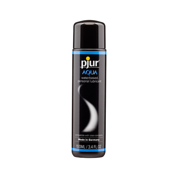 Pjur Eros Aqua 100ml Water Based Lubricant