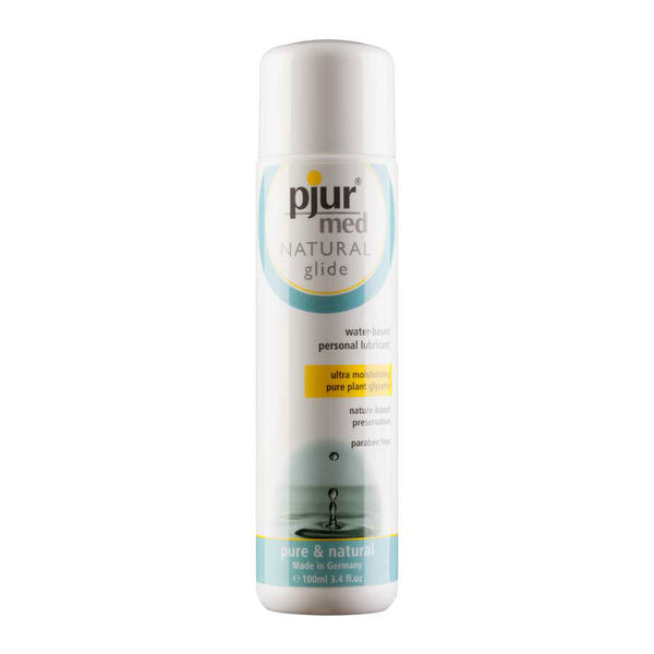Pjur Med Natural Glide 100ml.