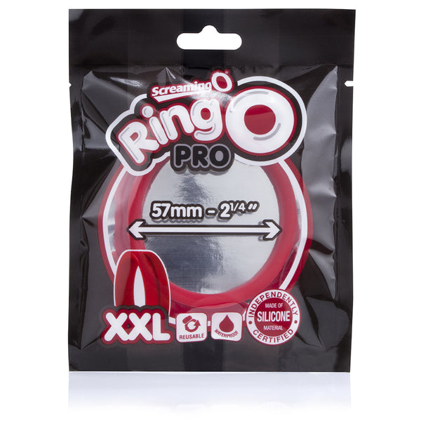 Screaming O RingO Pro XXL Red