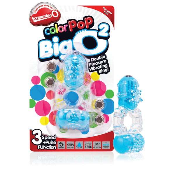 Colorpop Big O 2 - Blue - Each