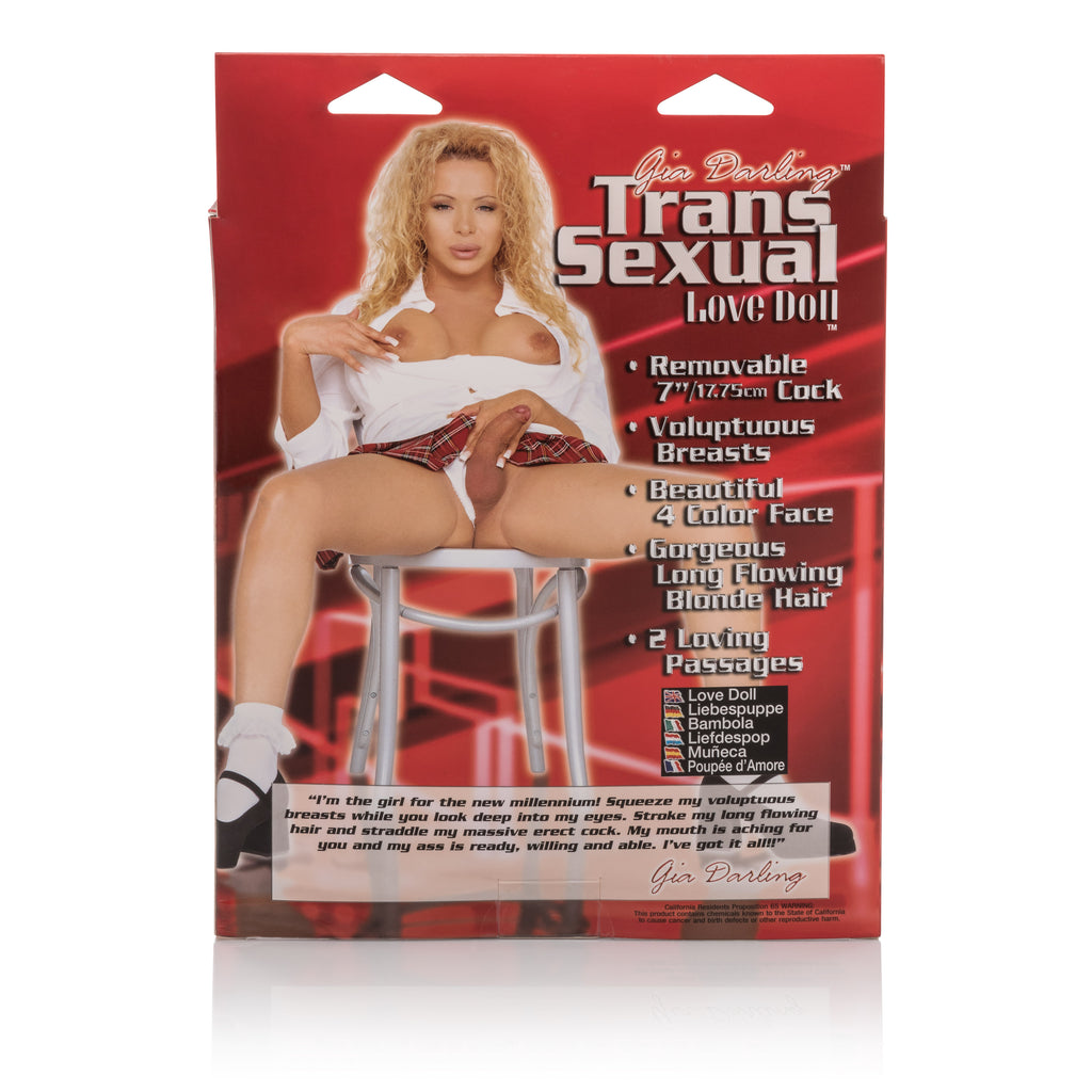 Gia Darling Transsexual Love Doll