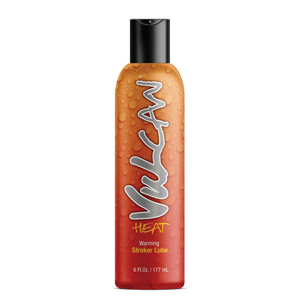 Vulcan Heat Warming Stroker Lube 6 fl oz