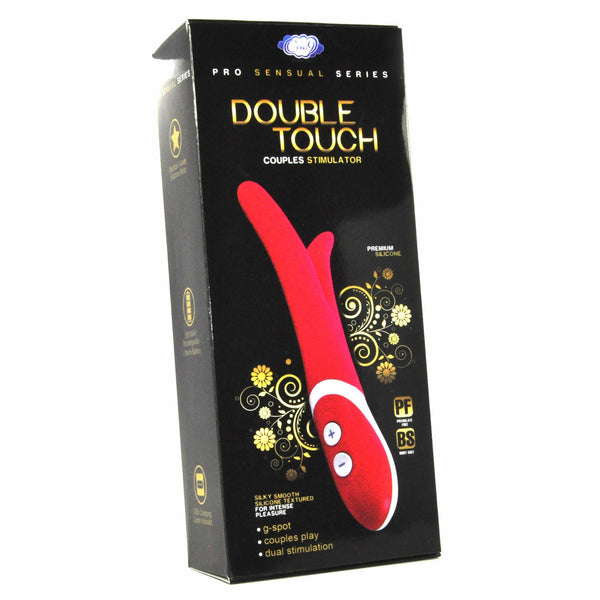 Cloud 9 - Double Touch Pink/White
