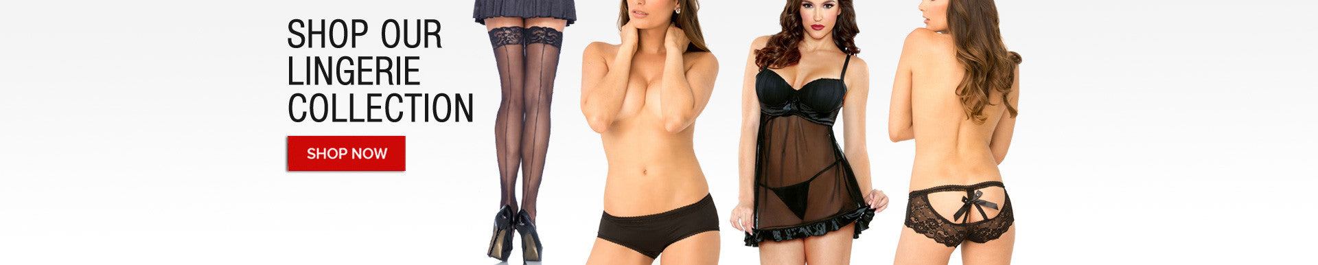 Search our Lingerie Collection