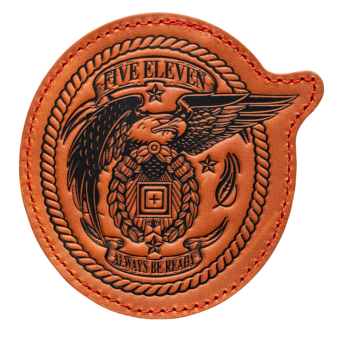 81859-108 PARCHE EAGLE OF PEACE CAFÉ MARCA 5.11