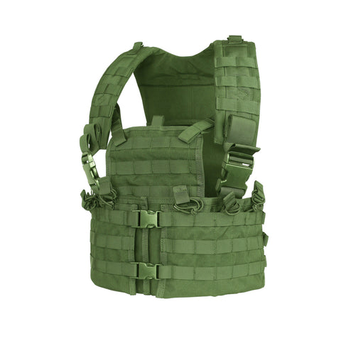 CS-001 CHEST SET VERDE MARCA CONDOR