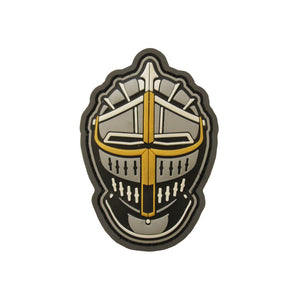 PATCH-00245-FULLCOLOR PARCHE KNIGHT HEAD