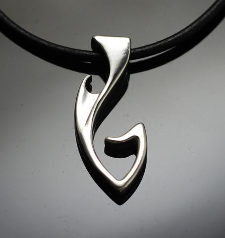 Silver Fishing Hook Jewelry