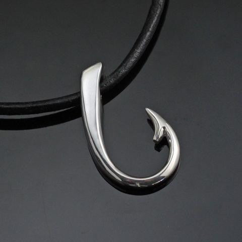 Sterling Silver Fish Hook