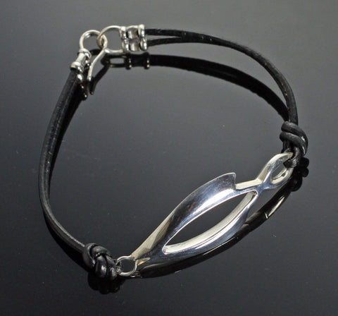 Open Fish Bracelet-BP1037