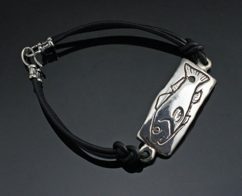 Redfish Tag Bracelet-BF1003