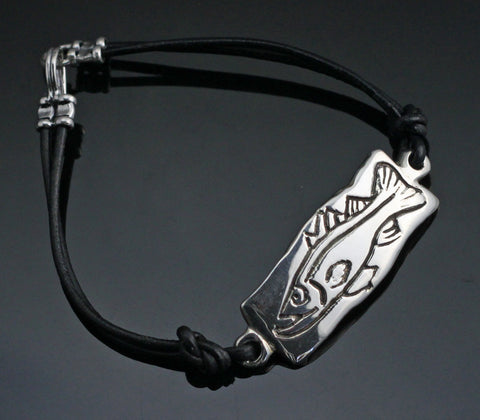 Snook Tag Bracelet-BF1006