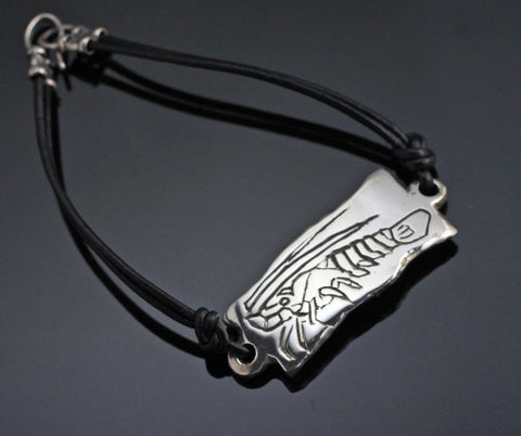 Lobster Tag Bracelet-BF1007