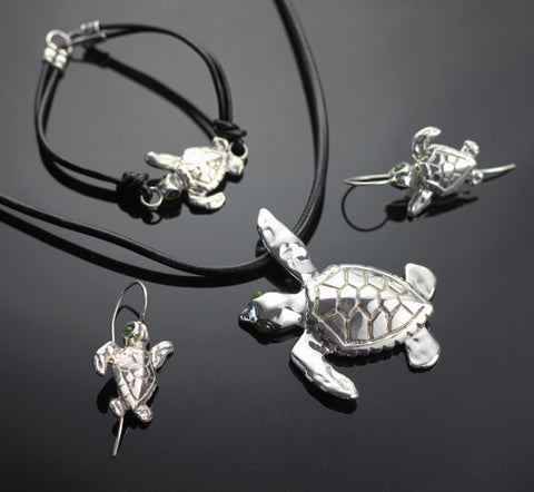 Sterling Silver Loggerhead Collection