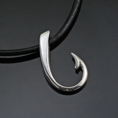 Large Hook necklace – P1017