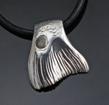 Redfish Tail Pendant-F1001