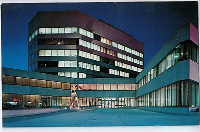 Vintage Postcard of First American Center, Wausau, WI $10.00