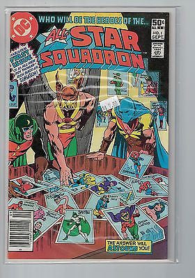 All-Star Squadron Issue # 1 DC Comics $9.00 1981