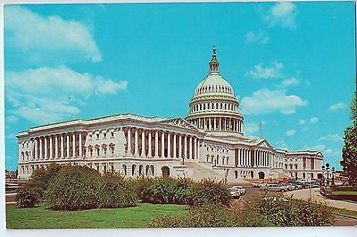 Vintage Postcard of The United States Capitol $10.00