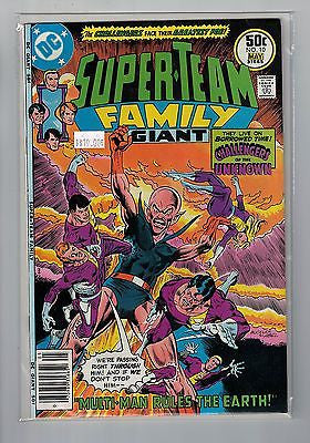 Super Team Family Giant Issue #10 DC Comics $19.00