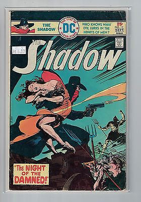 Shadow Issue # 12 DC Comics $6.00