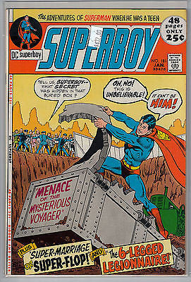 Superboy Issue # 181 (Jan 1972) DC Comics $42.00