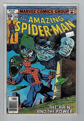 Amazing Spider-Man Issue # 181 Marvel Comics $20.00