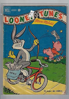 Looney Tunes and Merrie Melodies Issue # 118 (Aug 1951) Dell Comics $7.00