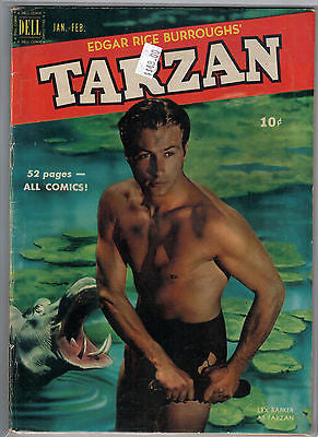 Tarzan Issue # 19 (Jan-Feb 1951) Dell Comics $48.00