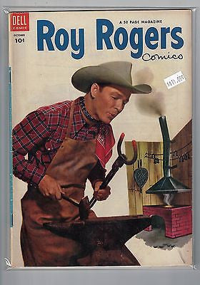 Roy Rogers Issue #70 Dell Comics $14.00