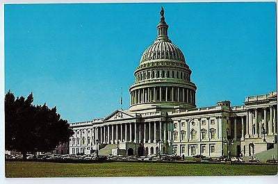 Vintage Postcard of The United States Capitol, Wahington, D.C. $10.00-