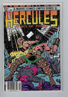 Hercules Prince of Power Issue # 1 Marvel Comics  $4.00