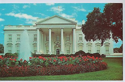Vintage Postcard of The White House $10.00
