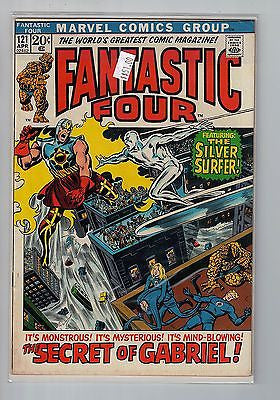 Fantastic Four Issue # 121 Marvel Comics $51.00