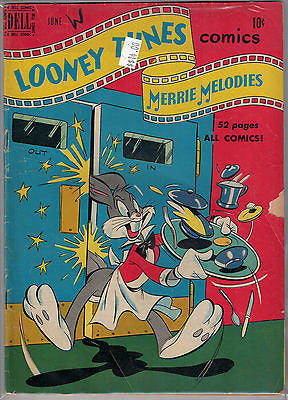 Looney Tunes and Merrie Melodies Issue # 104 (Jun 1950) Dell Comics $14.00