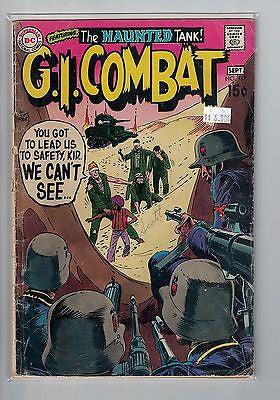 G.I. Combat Issue #137 DC Comics $6.00