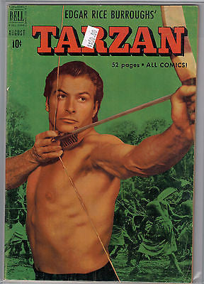 Tarzan Issue # 23 (Aug 1951) Dell Comics $50.00