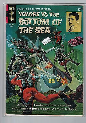 Voyage to the Bottom of the Sea Issue #5 Gold Key Comics $12.00
