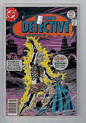 Detective (Batman) Issue # 469 DC Comics  $50.00